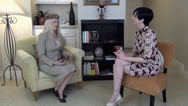 bdsm The Mistress as marriage counselor british