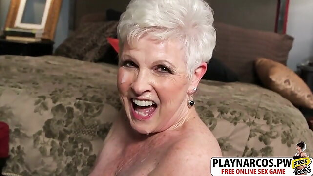 granny MRS JEWELL(67 yo) FUCKED BY HER TOYBOY!!!!! (RARE, FULL IN HD) softcore